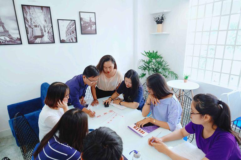 Khóa học IELTS Cấp tốc tại Phú Nhuận TPHCM