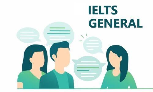 Bí quyết kinh nghiệm học IELTS General