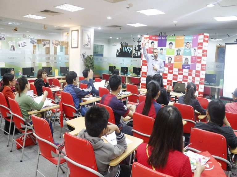 Trung tâm Anh ngữ học thuật ACET