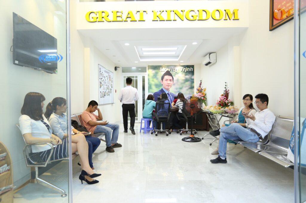 Trung tâm Anh ngữ Huy Trịnh Quận 10