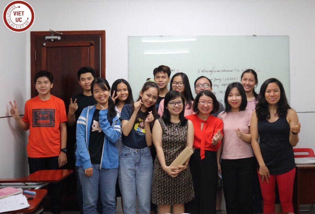 Trung tâm Anh ngữ Quốc Tế Việt Úc Quận 10