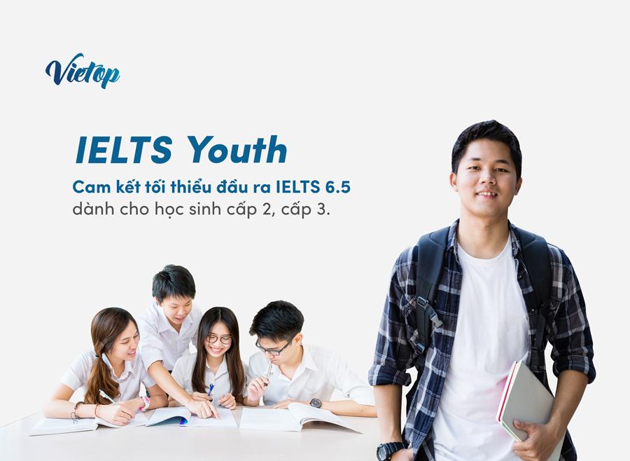 Lớp IELTS Youth cam kết điểm đầu ra