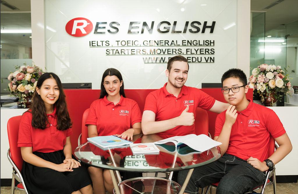 Trung tâm ngoại ngữ RES