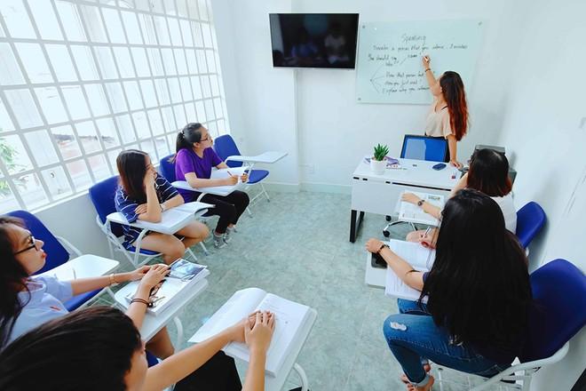 Số lượng học viên ở một lớp luyện thi IELTS cấp tốc ở IELTS Vietop Gò Vấp
