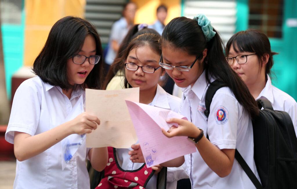 Tiếng Anh là môn bắt buộc khi thi tuyển vào lớp 10 tại TP.HCM