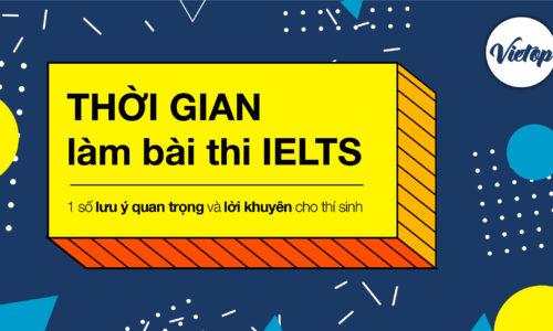 Cấu trúc đề thi IELTS 2021 và thông tin cần lưu ý ít ai biết.