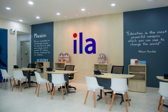 Trung tâm Anh ngữ ILA Gò Vấp