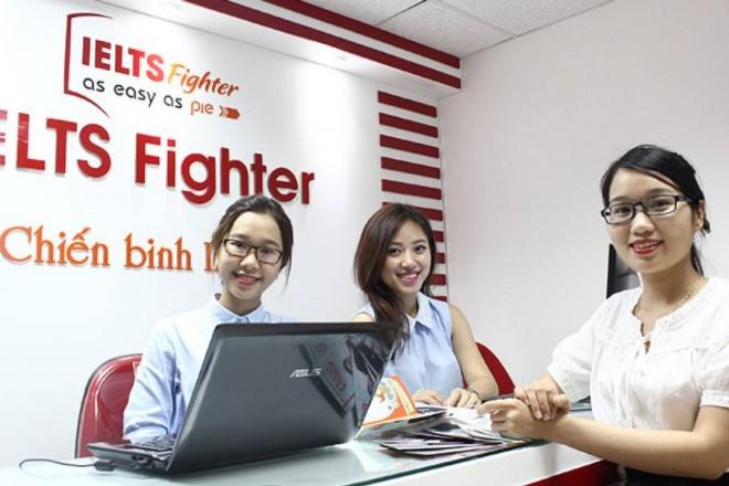 Trung tâm IELTS Fighter Gò Vấp
