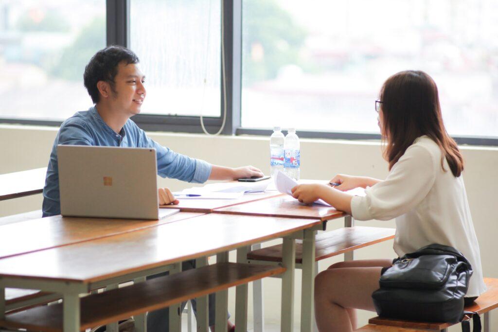 Học IELTS 1 kềm 1 tại Gò Vấp TPHCM