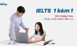 Review khóa học luyện thi IELTS 1 kèm 1 ở TP.HCM