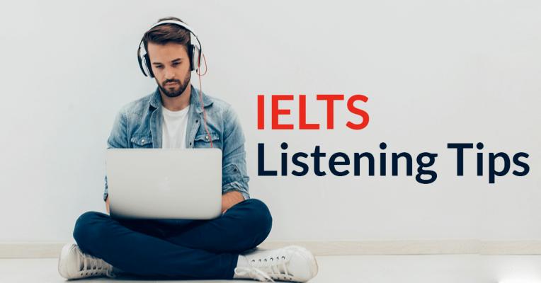 Những mẹo cho IELTS Listening.