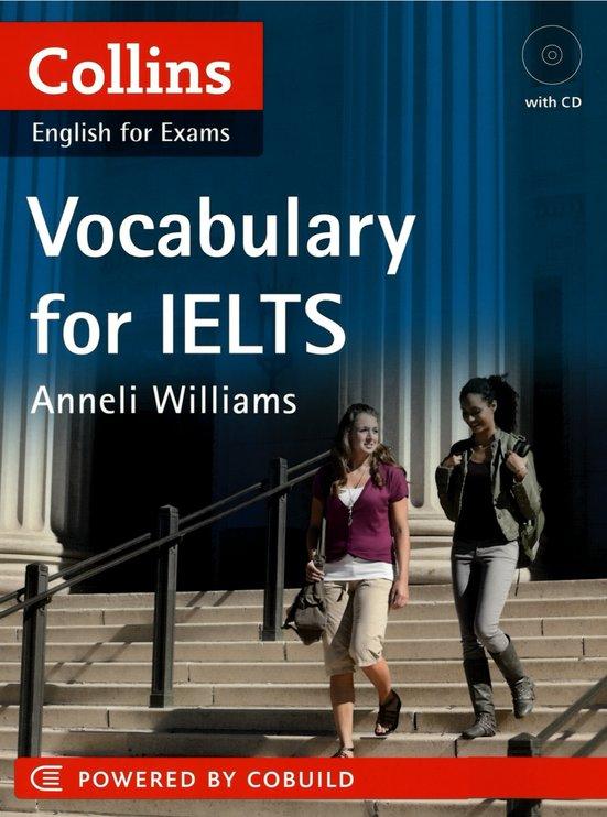 Bìa sách Vocabulary for IELTS Collins