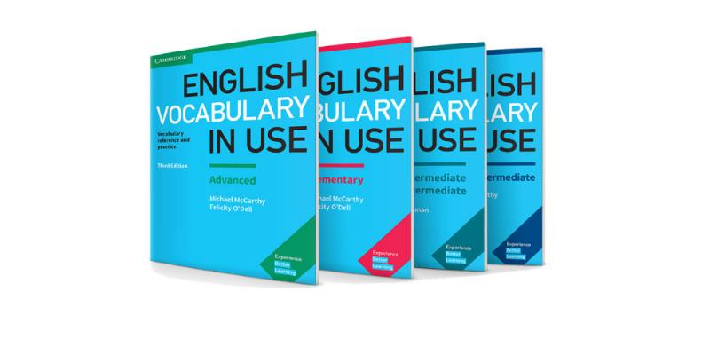 Bộ sách English Vocabulary in Use dành cho ai?