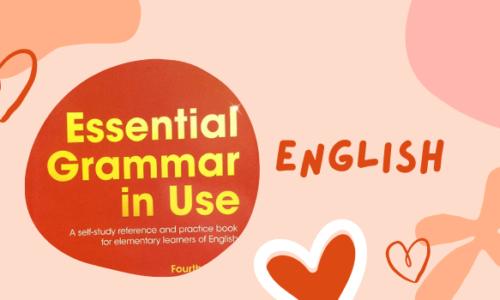 Tải sách Essential Grammar In Use [PDF bản đẹp miễn phí]