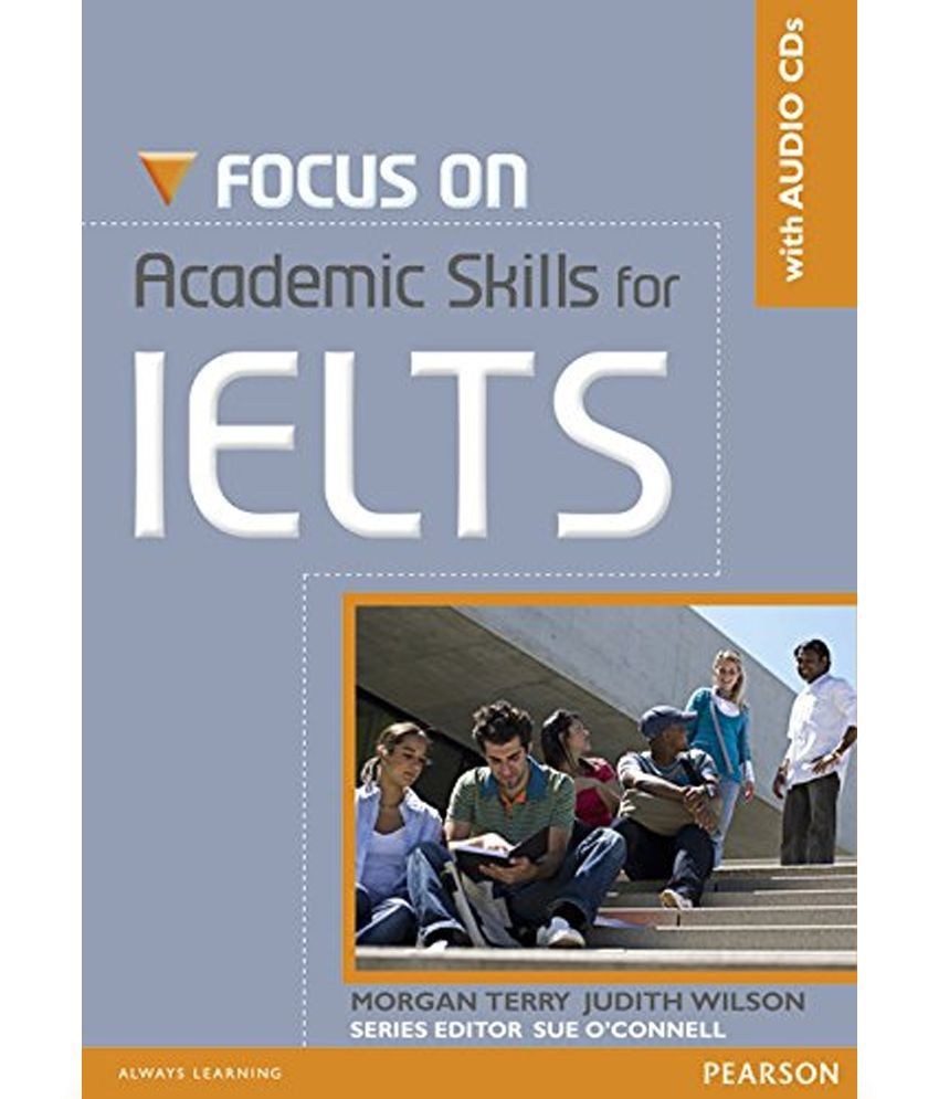 Cuốn sách Focus on Academic Skills for IELTS