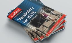 Vocabulary for IELTS Collins – Tải trọn bộ Ebook PDF+ Audio mới nhất