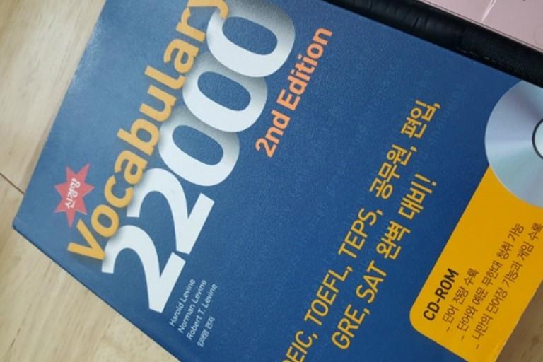 Bài sách 22000 từ vựng luyện thi IELTS