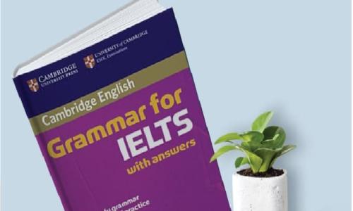 Download trọn bộ Cambridge Grammar for IELTS PDF miễn phí