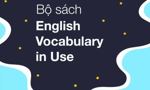 Tải trọn bộ Sách English Vocabulary in Use PDF