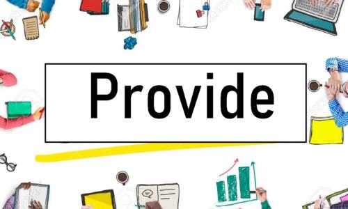 Tổng hợp cấu trúc PROVIDE thường gặp ít ai biết trong tiếng Anh