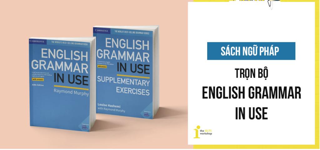 Cuốn sách English grammar in use Intermediate