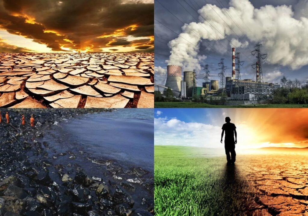 Danh từ tiếng Anh về ô nhiễm môi trường