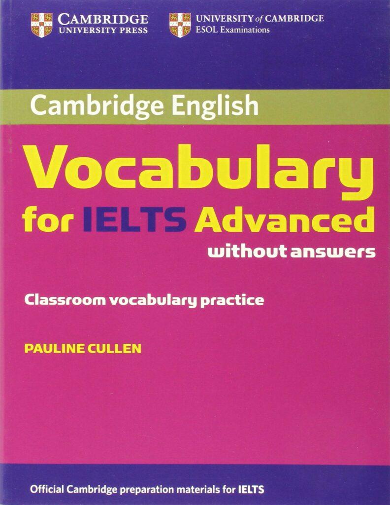 Sách Vocabulary for IELTS Advanced
