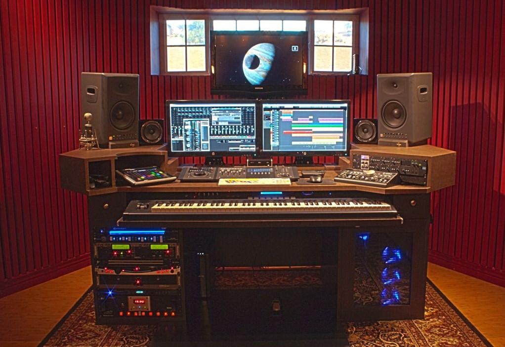 Từ vựng về đồ dùng trong phòng thu âm