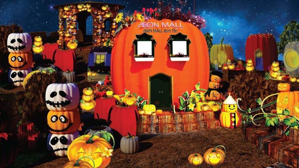 Lời chúc tiếng Anh trong dịp lễ Halloween