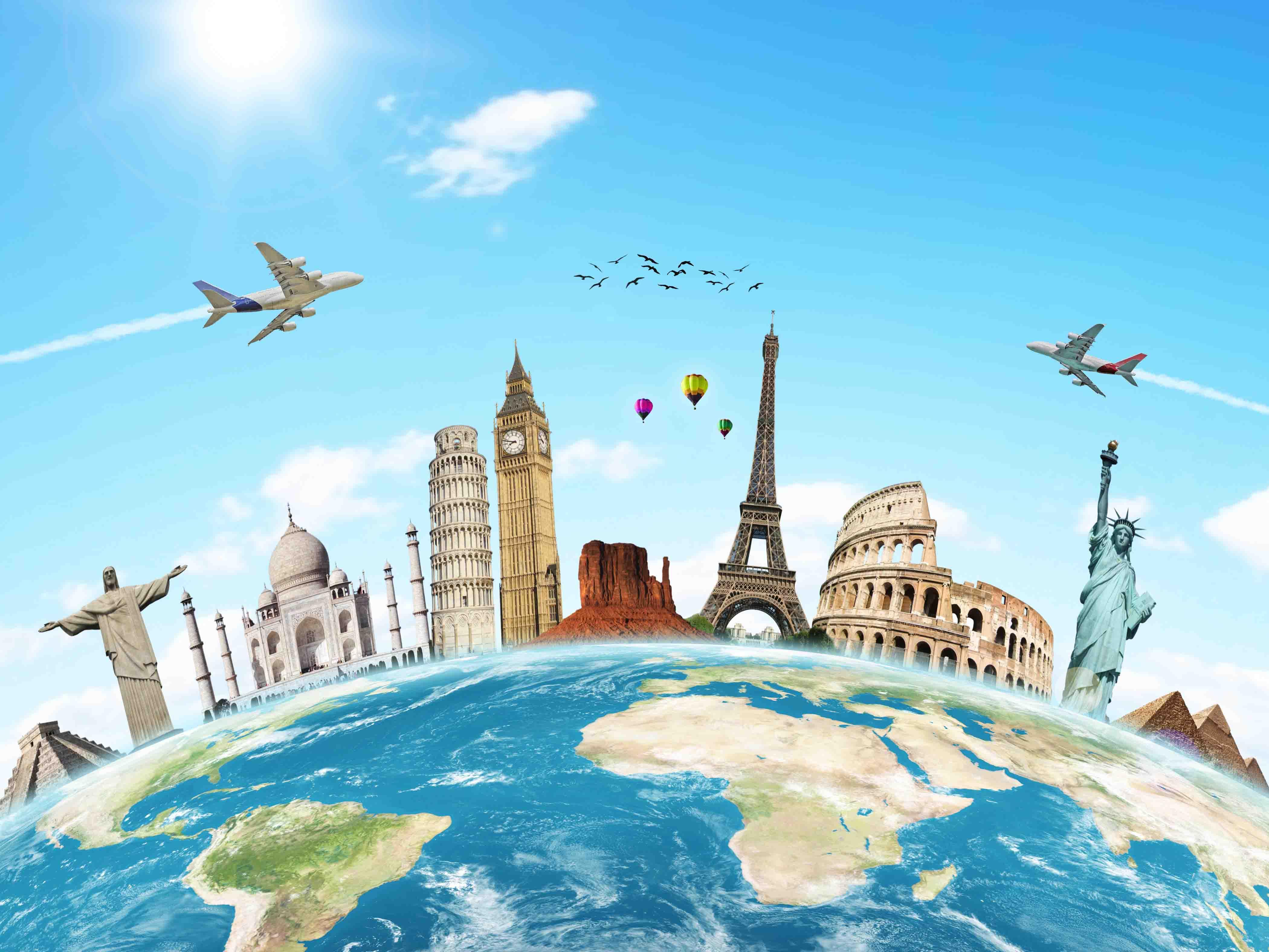 Từ vựng tiếng Anh về chủ đề du lịch