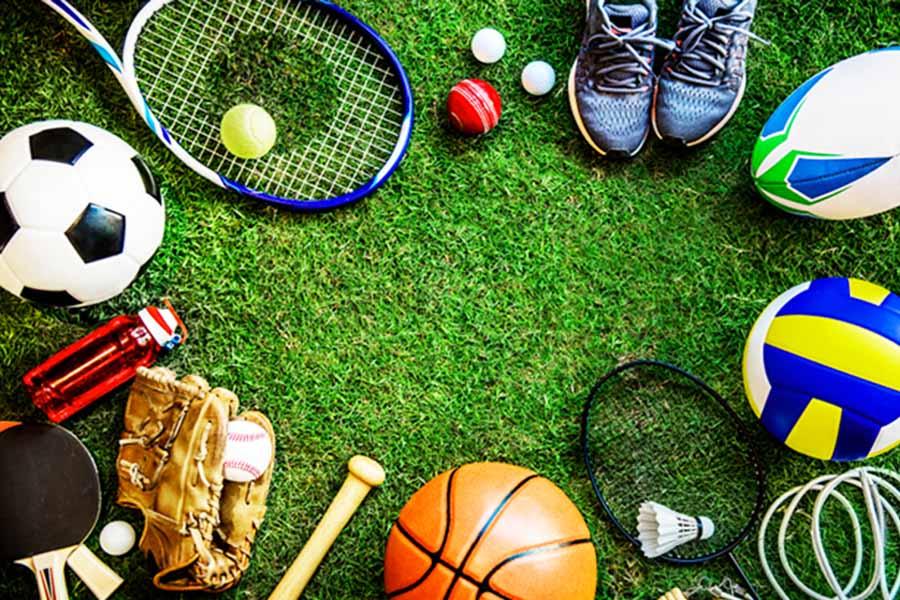 Từ vựng tiếng Anh về dụng cụ thể thao