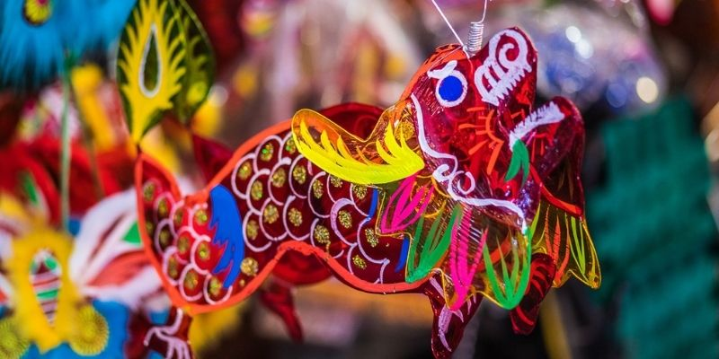Bài mẫu 1 Talk about mid-autumn festival in Vietnam