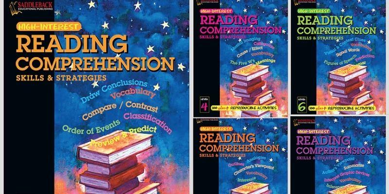 Bìa sách Reading comprehension test