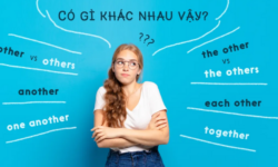 Cách dùng Each Other – Phân biệt Other,  Another, the Other, Each Other