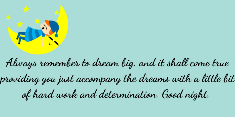 Chúc ngủ ngon bằng tiếng Anh giúp tạo cảm hứng