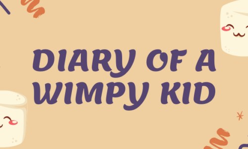 DOWNLOAD trọn bộ Diary of a Wimpy Kid [PDF + AUDIO]