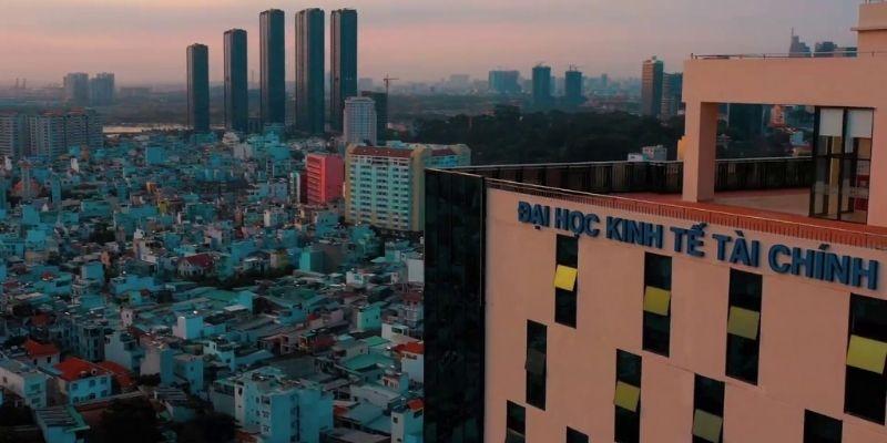 Đại học Kinh tế - Tài chính TP.HCM