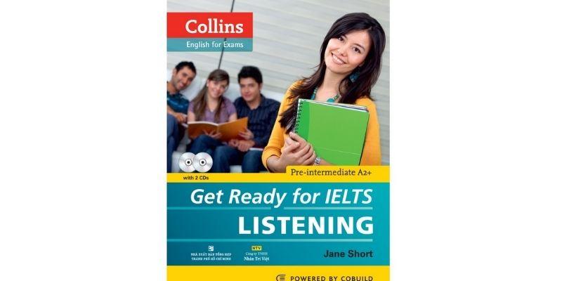 Get ready for IELTS Listening