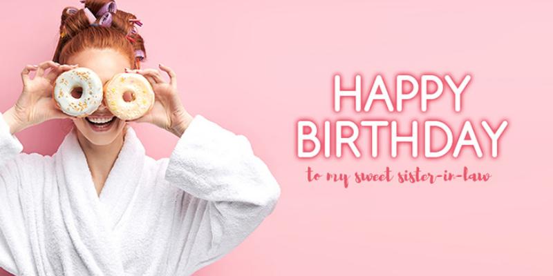 Lời chúc mừng sinh nhật bằng tiếng Anh dành cho chị/ em gái