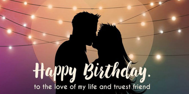 Lời chúc mừng sinh nhật bằng tiếng Anh dành cho người mình yêu