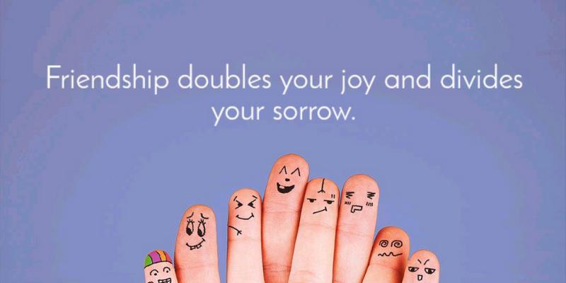 Những câu châm ngôn tiếng Anh về tình bạn, tình yêu