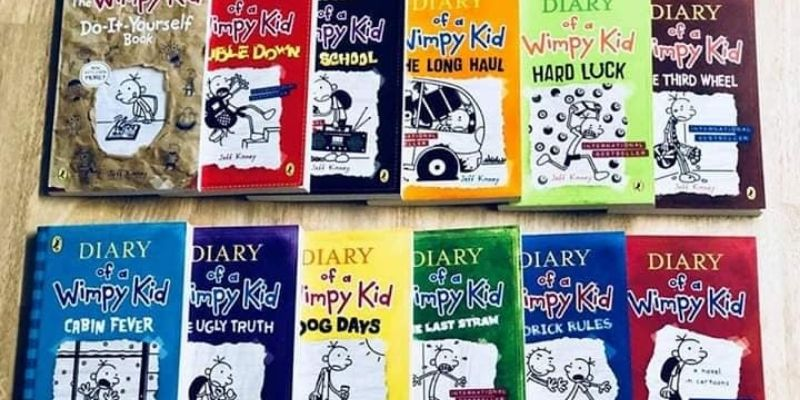Nội dung các tập Diary of Wimpy Kid