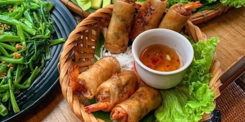 Talk about Vietnamese food - Nem