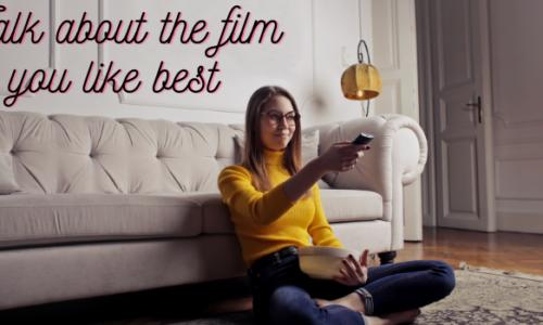 Bài mẫu Chủ đề Talk about the film you like best - IELTS Speaking
