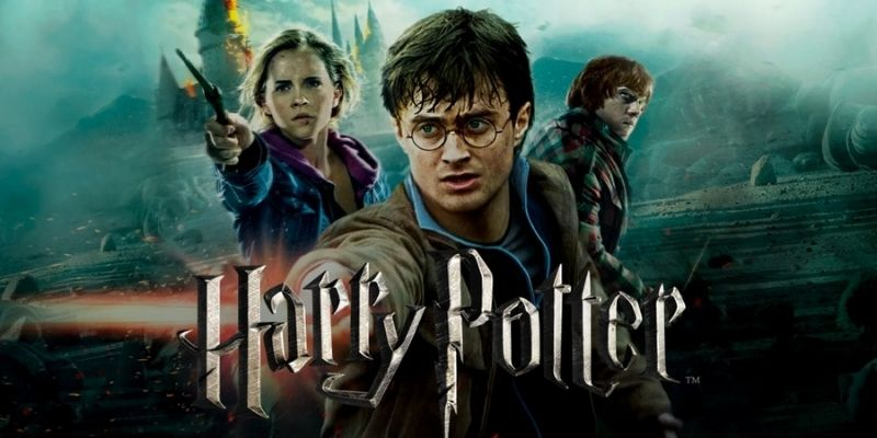Talk about the film you like best - Harry Potter