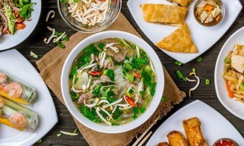 Bài mẫu chủ đề: Talk about Vietnamese food - IELTS Speadking