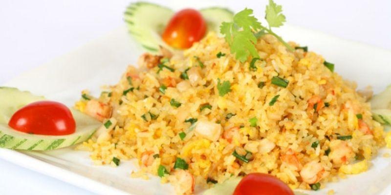 Talk about your favorite food - Cơm chiên