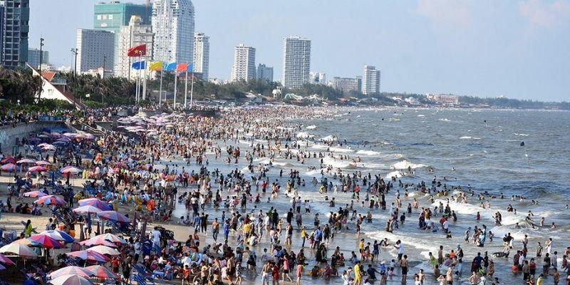 Talk about your holiday - Kỳ nghỉ ở Vũng Tàu