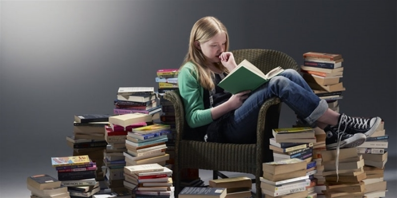 Talk about your leisure activities - reading