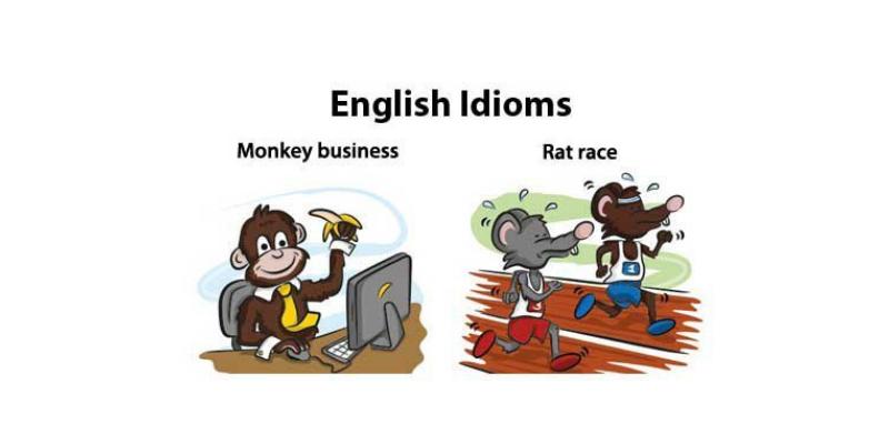 Tìm hiểu về thành ngữ trong tiếng Anh